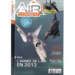 Air Combat n° 1 - L'armée de l'Air en 2013 - F14 Tomcat