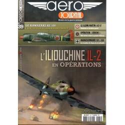 Aéro journal n° 39 - L'Iliouchine IL-2 en opérations