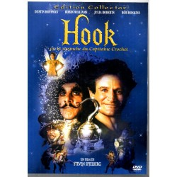 Hook, ou la revanche du Capitaine Crochet (de Steven Spielberg) - DVD Zone 2