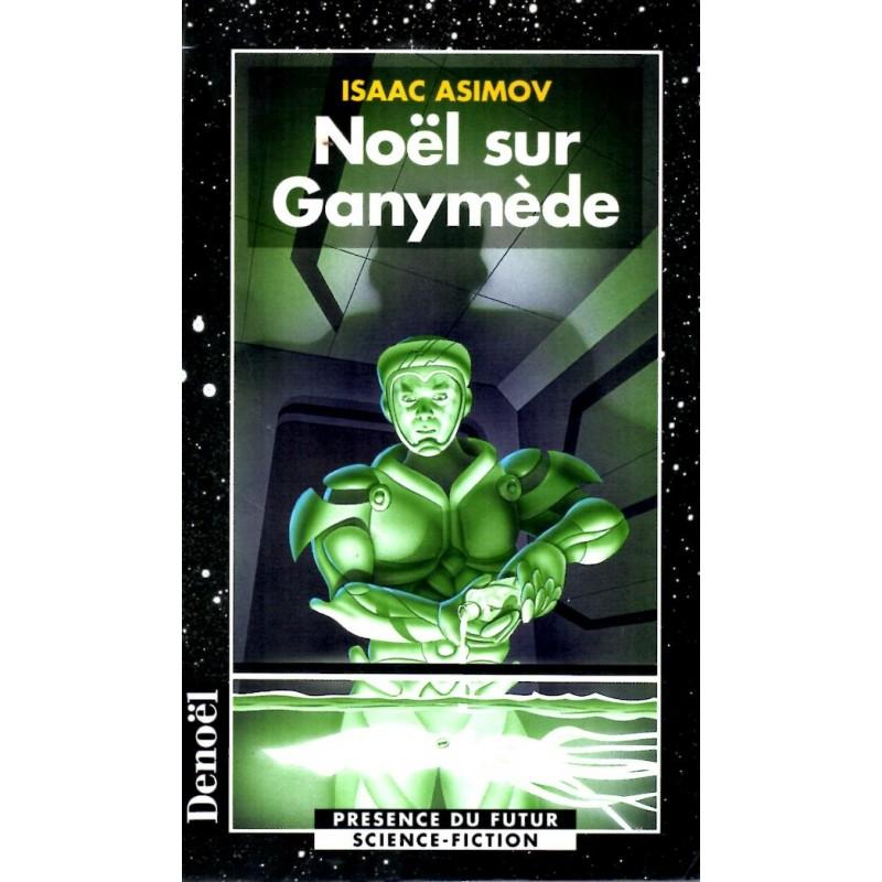 Noël sur Ganymède - Isaac Asimov (Science Fiction)