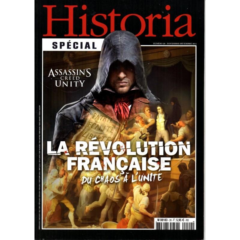 Historia Spécial n° 20 - La Révolution Française, du chaos à l'unité