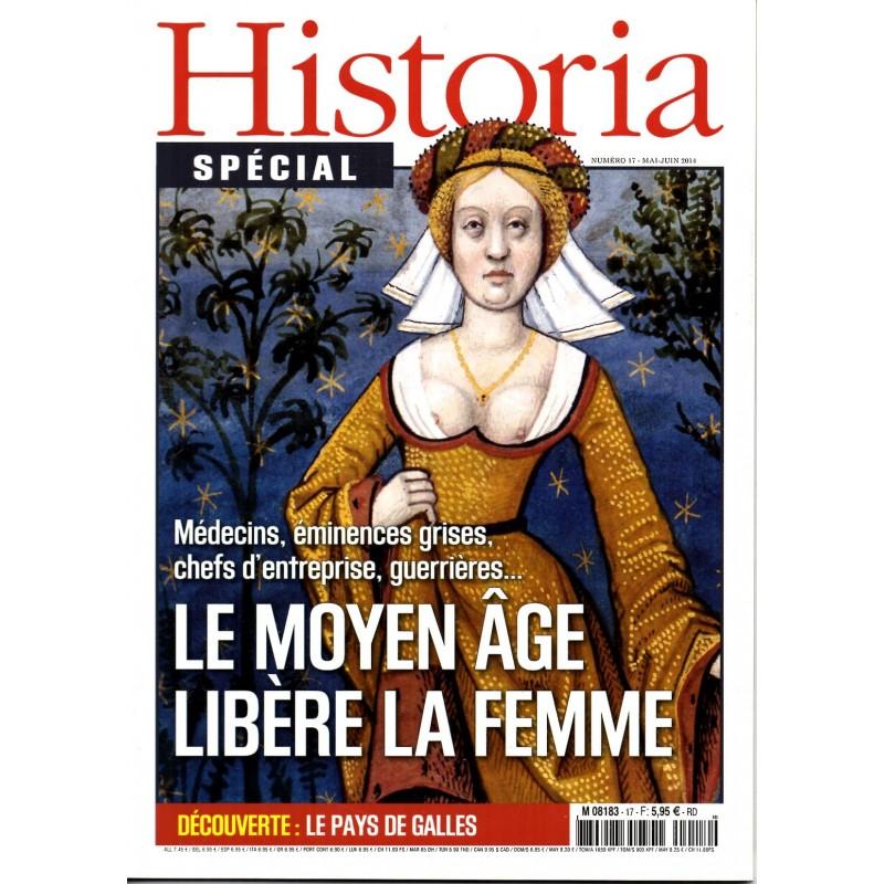 Historia Spécial n° 17 - Le Moyen-Age libère la Femme