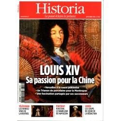 Historia n° 813 - Louis XIV, sa passion pour la Chine