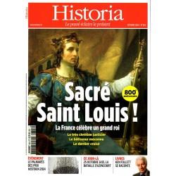 Historia n° 814 - Sacré Saint Louis ! - La France célèbre un grand roi