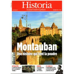 Historia n° 815 - Montauban, une histoire qui sent la poudre