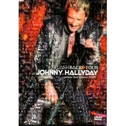 FlashBack Tour 2006 - Johnny Hallyday (Palais des Sport 2006) - DVD Zone 2