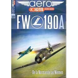 Aéro journal n° 19H - Focke-Wulf Fw 190, de la Normandie au Niémen