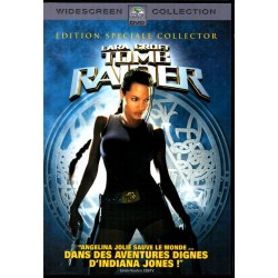 Lara Croft Tomb Raider - DVD Zone 2