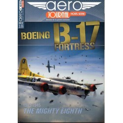 Aéro journal n° 18H - Boeing B-17 Fortress