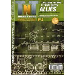 TNT Trucks & Tanks n° 9H - Chasseurs de Chars et engins d'appui Alliés