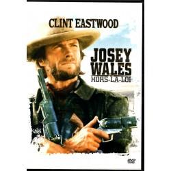 Josey Wales, Hors-la-loi (Clint Eastwood) - DVD Zone 2