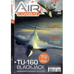 Air Combat n° 6 - TU-160 Blackjack