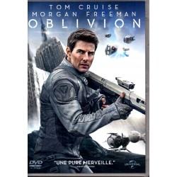 Oblivion (Tom Cruise & Morgan Freeman) - DVD Zone 2