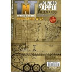 TNT Trucks & Tanks n° 12H - Les Blindés d'appui Allemands