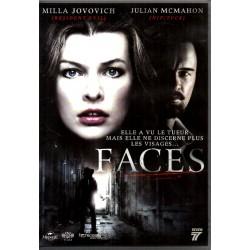 Faces (Milla Jovovich & Julian McMahon) - DVD Zone 2