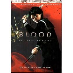 Blood, The Last Vampire (Un film de Chris Nahon) - 2 DVD Zone 2