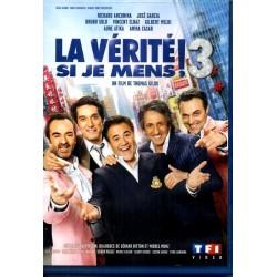 La Vérité si je Mens 3 - (Anconina, Garcia, Solo) - DVD Zone 2