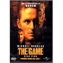 The Game - (Michael Douglas) - DVD Zone 2