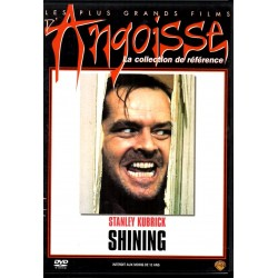 Shining - Un film de Stanley Kubrick (Avec Jack Nicholson) - DVD Zone 2