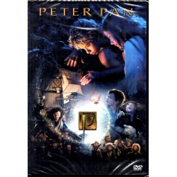 Peter Pan (Un Film de P. J. Hogan) -  DVD Zone 2