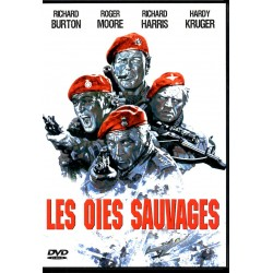 Les Oies Sauvages (Richard Burton, Roger Moore) - DVD Zone 2