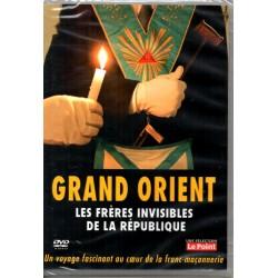Grand Orient, Les frères invisibles de la République - DVD Zone 2