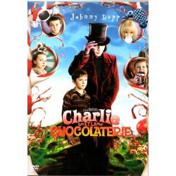 Charlie et la Chocolaterie (Johnny Depp) - DVD Zone 2