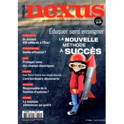 Nexus n°109 - Éduquer sans enseigner, la nouvelle méthode à succès
