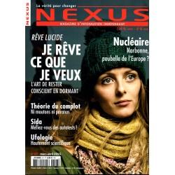 Nexus n°97 - Rêve lucide : je rêve ce que je veux. L'art de rester conscient en dormant