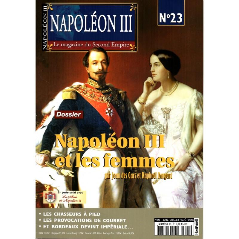 Napoléon III - n° 23 - Napoléon III et les femmes