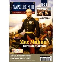 Napoléon III - n° 26 - Mac Mahon, héros de Magenta