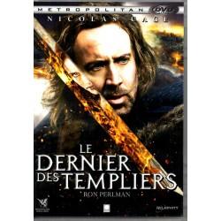 Le Dernier des Templiers (Nicolas Cage) - DVD Zone 2