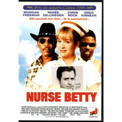 Nurse Betty (Morgan Freeman, Renée Zellweger & Chris Rock) - DVD Zone 2