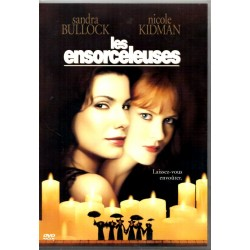 Les Ensorceleuses - (Sandra Bullock & Nicole Kidman) - DVD Zone 2