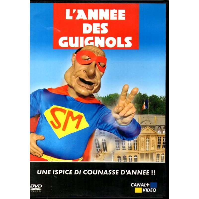 L'année des Guignols : Une ispice di counasse d'année !! - DVD Zone 2