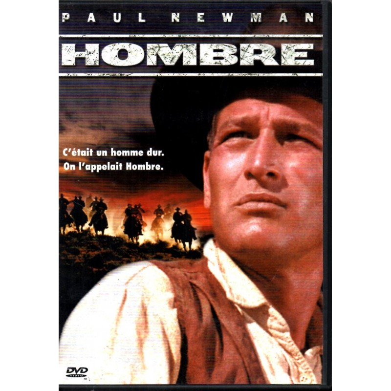 Hombre (Paul Newman) - DVD Zone 2