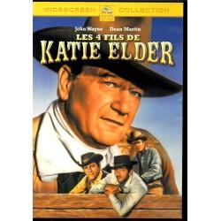 Les 4 fils de Katie Elder (John Wayne & Dean Martin) - DVD Zone 2