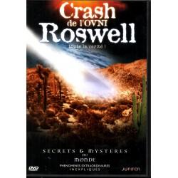 Crash de l'ovni de Roswell : toute la vérité (Secrets et Mystères du monde) - DVD Zone 2