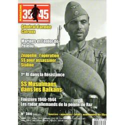 Magazine 39-45  n° 286 - SS...