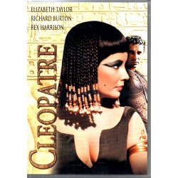 Cléopatre (Elizabeth Taylor, Richard Burton) - Double DVD Zone 2