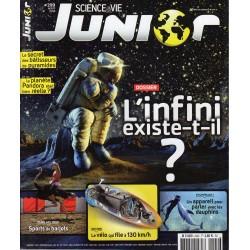 Science & Vie Junior n° 299S - L'infini existe-t-il ?