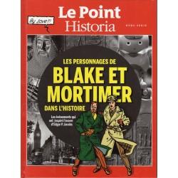 Les Personnages de Blake et Mortimer dans l'histoire - Le Point Historia