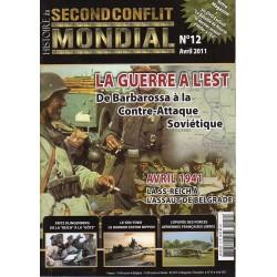 La Guerre à l'Est - Histoire du Second Conflit Mondial - Le magazine + dvd