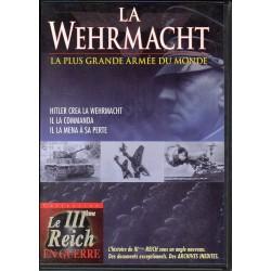 La Wehrmacht - La plus grande armée du Monde - DVD Zone 2