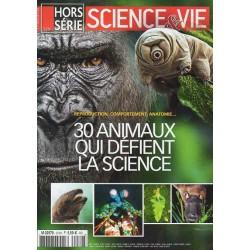 Science & Vie Hors série n° 279 - 30 animaux qui défient la science