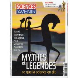 Sciences et Avenir (hors série) n° 190 H - Mythes et légendes, ce que la science en dit