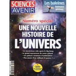 Sciences et Avenir n° 845 S - Une nouvelle histoire de l'Univers