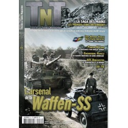 TNT Trucks & Tanks n° 46 - L'arsenal de la WAFFEN-SS