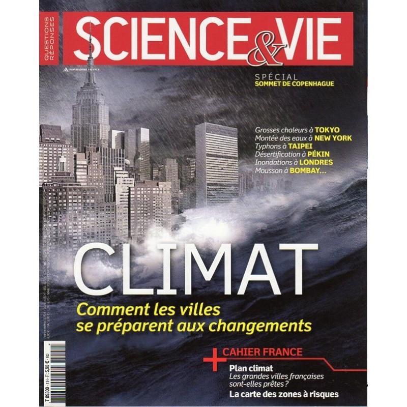 Science & Vie Hors série n° 4 H - Climat : comment les villes se préparent aux changements