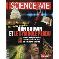 Science & Vie Hors série n° 30 H - Dan Brown et le symbole perdu : la contre-enquête